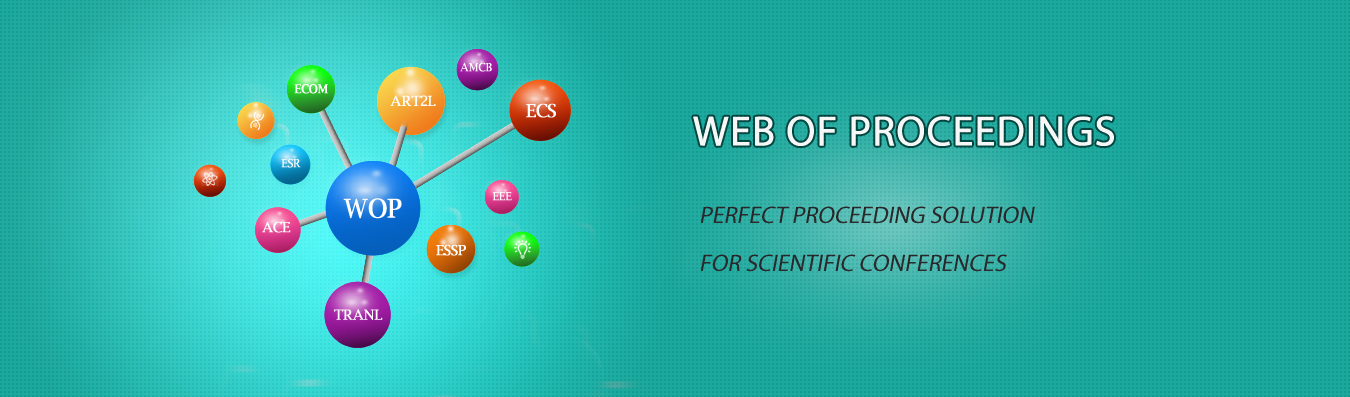 Web of Proceedings - Francis Academic Press